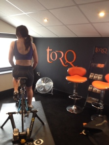 Torq Fitness test day