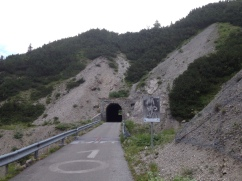 Tunnels -Zoncolan