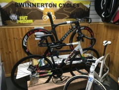 Swinnerton Cycles 100 years