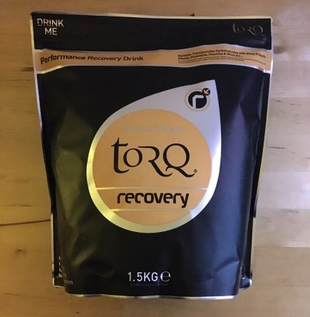 Best tasting Recovery product from Torq
