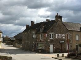 Brittany village