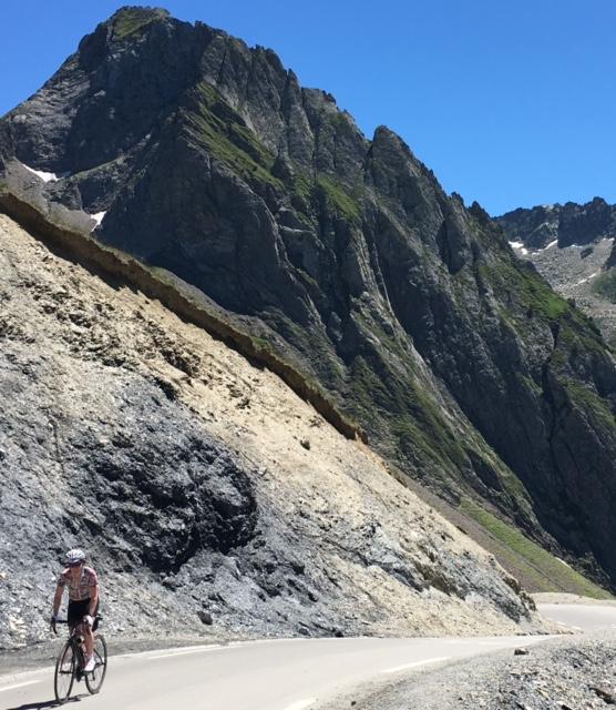 Col du Tourmalet - Emma