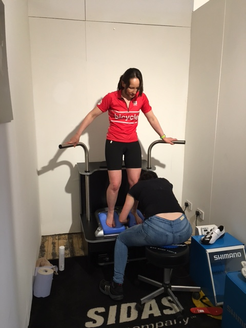 cyclefit-footbed-fitting