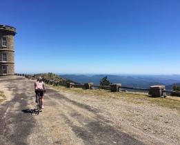 Observatory, Mont Aigoul