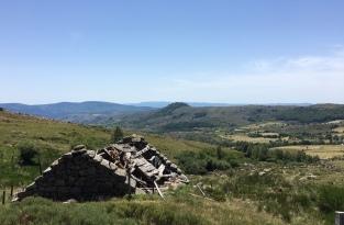 Cevenne landscape