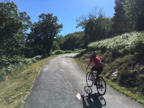 Col du Sapet, Cevennes