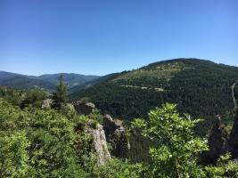 Rocks Above Jonte